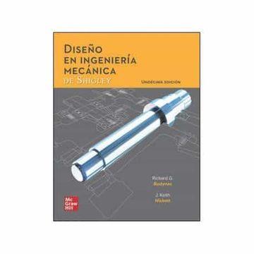 portada Diseño en Ingenieria Mecanic Shigley 11ª