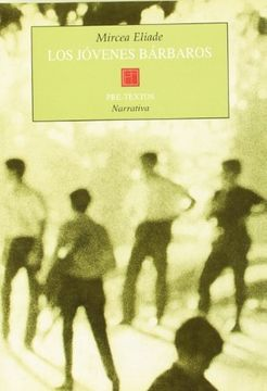 portada Los Jóvenes Bárbaros
