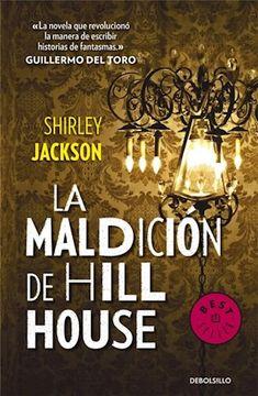 portada La Maldicion de Hill House