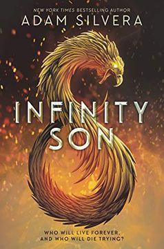 portada Infinity son (Infinity Cycle) (libro en Inglés)