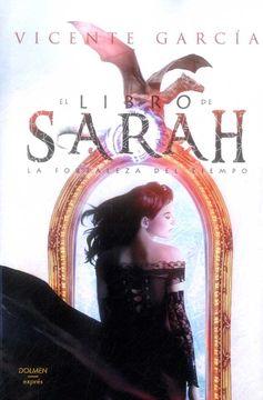 portada El Libro de Sarah