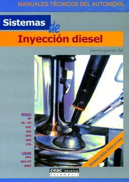 portada Sistemas de inyección diésel (Manuales técnicos del automóvil)