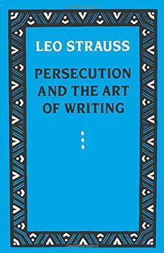 portada Persecution and the art of Writing (libro en Inglés)