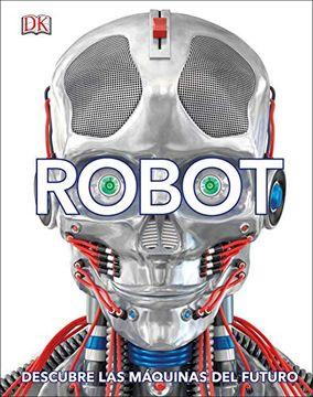 portada Robot (Spanish): Descubre las Máquinas del Futuro
