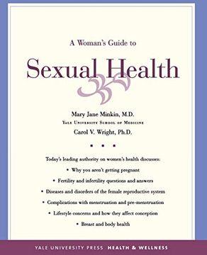 portada Woman's Guide to Sexual Health (Yale University Press Health & Wellness) (libro en Inglés)