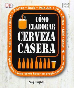 portada Cómo Elaborar Cerveza Casera