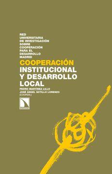 portada Cooperación Institucional y Desarrollo Local.  Estrategias e Iniciativas en el Caso de Soacha (Colombia) (Investigación y Debate)
