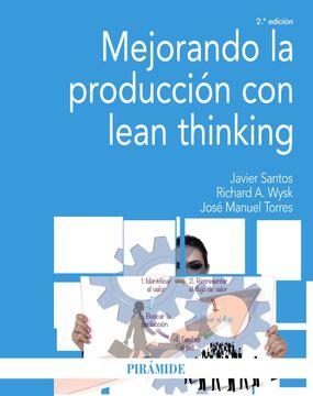 portada Mejorando la Producción con Lean Thinking