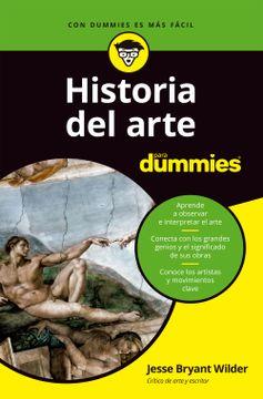 portada Historia del Arte Para Dummies