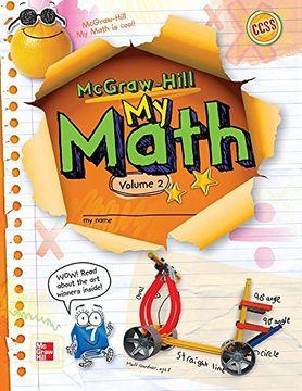 portada Mcgraw-Hill my Math, Grade 3, Student Edition, Volume 2 (libro en Inglés)