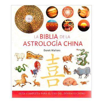 portada La Biblia de la Astrologia China