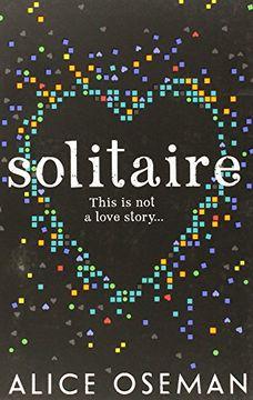 portada Solitaire (libro en Inglés)