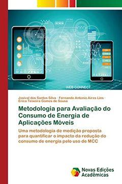 portada Metodologia Para Avaliação do Consumo de Energia de Aplicações Móveis