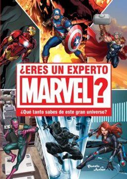 portada Eres un Experto Marvel?