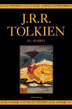portada El Hobbit, Edición de Lujo
