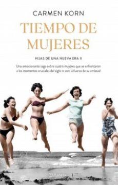 portada Tiempo de Mujeres II Hijas de una Nueva era
