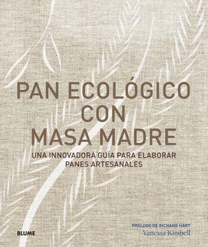 portada Pan Ecologico con Masa Madre