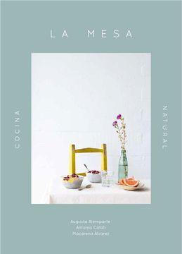 portada La Mesa Cocina Natural
