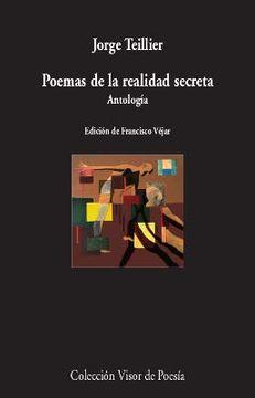 portada Poemas de la Realidad Secreta