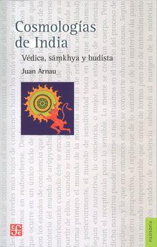 portada Cosmologías de India. Védica, Samkhya y Budista