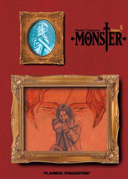 portada Monster Kanzenban nº 9