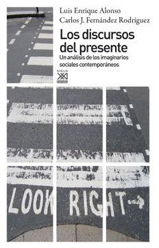 portada Los Discursos del Presente: Un Análisis de los Imaginarios Sociales Contemporáneos