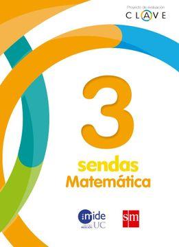 portada Matemática 3° Básico