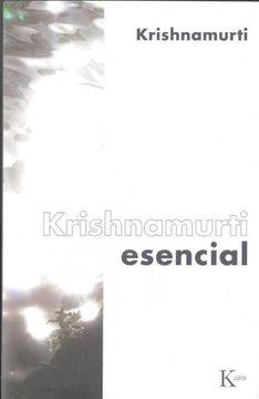 portada Krishnamurti Esencial