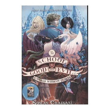 portada The School for Good and Evil 02: A World Without Princes (libro en Inglés)