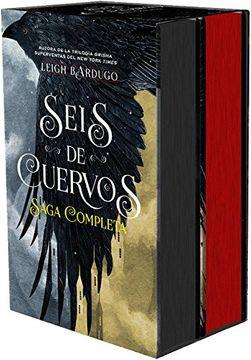 portada Estuche Especial Seis de Cuervos y Reino de Ladrones