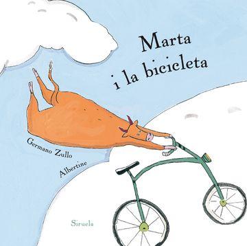 portada Marta i la Bicicleta (Siruela Ilustrada)
