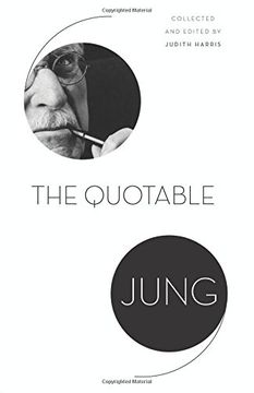 portada The Quotable Jung (libro en Inglés)