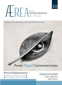 portada ÆREA Revista Hispanoamericana de Poesía