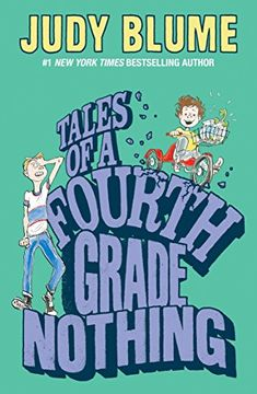 portada Tales of a Fourth Grade Nothing (libro en Inglés)