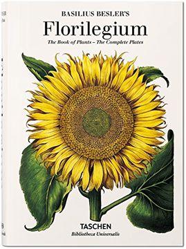 portada Basilius Besler'S Florilegium. The Book of Plants (Bibliotheca Universalis) (libro en Inglés)