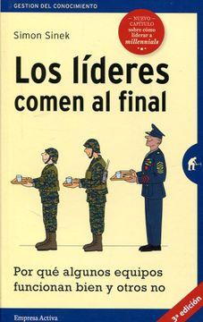 portada Los Líderes Comen al Final