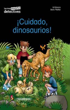 portada Cuidado Dinosaurios