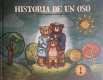 portada Historia de un oso