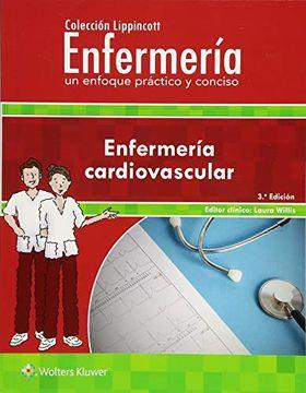 portada Colección Lippincott Enfermería. Un Enfoque Práctico y Conciso: Enfermería Cardiovascular