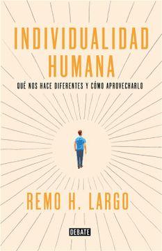 portada Individualidad Humana: Qué nos Hace Diferentes y Cómo Aprovecharlo (Ensayo y Pensamiento)