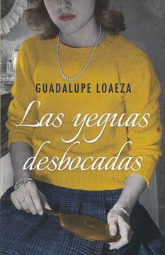 portada Yeguas Desbocadas, las