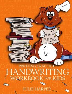 portada Printing Practice Handwriting Workbook for Kids