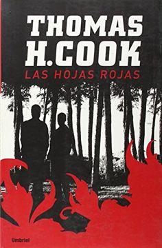 portada Las hojas rojas (Umbriel thriller)