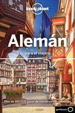 portada Alemán Para el Viajero 5 (Guías Para Conversar Lonely Planet)