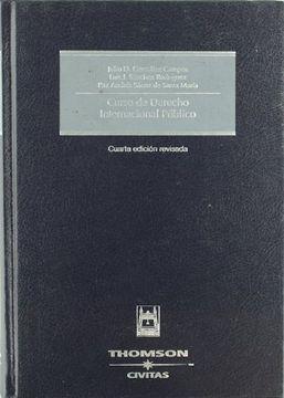 portada Curso de Derecho Internacional Público (Tratados y Manuales de Derecho)