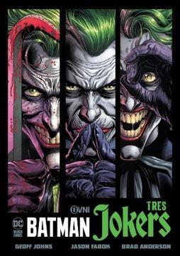 portada Batman Tres Jokers [Ilustrado]