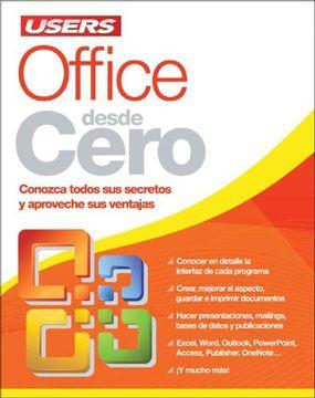 portada Office Desde Cero Conozca Todos sus Secretos y Aproveche sus Ventajas