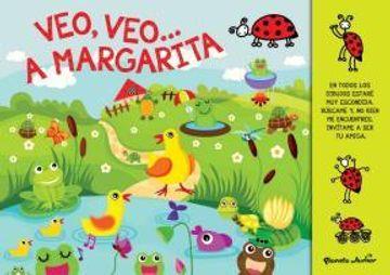 portada Veo, Veo A Margarita (Formato Apaisado)