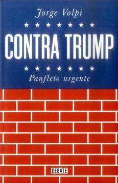 portada Contra Trump, Panfleto Urgente