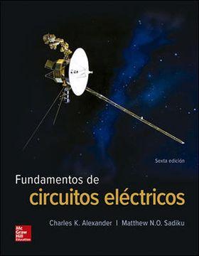 portada Fundamentos de Circuitos Electricos